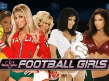 Игровой автомат Benchwarmer Football Girls