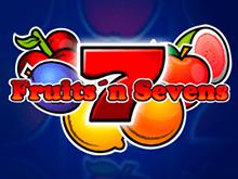 Игровой автомат Fruits' N Seven