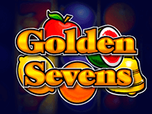 Игровой автомат Golden Sevens