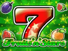 Игровой автомат Fruits 'N' Stars