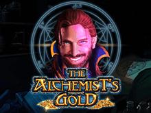 Игровой автомат The Alchemist's Gold