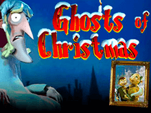 Игровой автомат Ghosts Of Christmas